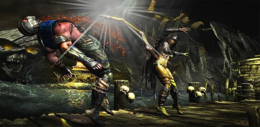 New Mortal Kombat X Tips Mortal Combat X version 1.0 APK